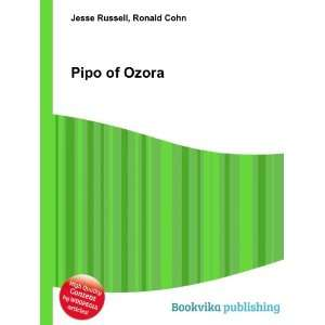 Pipo of Ozora: Ronald Cohn Jesse Russell: Books
