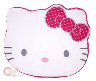 Sanrio Hello Kitty Chair Cushion Pink Dots Car Accesories 1