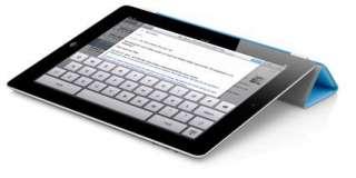 Ipad 2 Smart Cover Slim PU Leather Magnetic Case Stand Wake Up Sleep