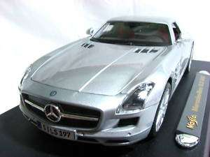 Maisto Mercedes Benz SLS AMG Gullwing 1/18 Diecast