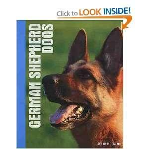 German Shepherd Dogs (9781842861592) Susan M. Ewing Books