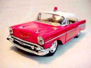 1957 Chevrolet Belair Fire Chiefs Car
