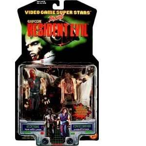 Resident Evil Zombie w/ Forest Speyer Toys & Games