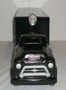Vintage Custom Buddy L Structo Harley Davidson Semi Truck 24 Long