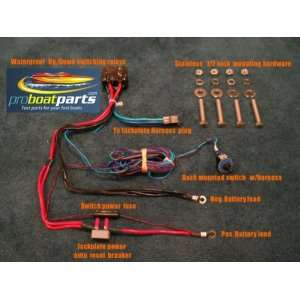 Main Wire Harness Spors & Oudoors