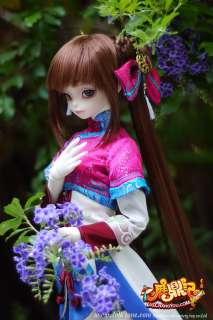 Shuang er DollZone girl doll super dollfie size bjd 1/3