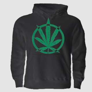 Marijuana Weed Cannabis Hoodie High coffee shop cool