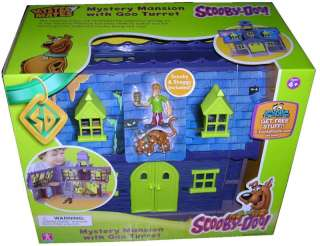 Scooby Doo Mystery Mansion House goo Turret Machine Chandelier Shaggy