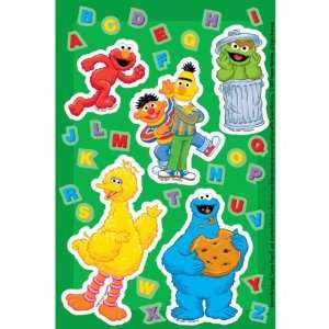 Sesame Street Sunny Days Stickers (2 count)