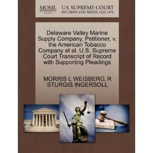 (9781270491538) MORRIS L WEISBERG, R STURGIS INGERSOLL Books