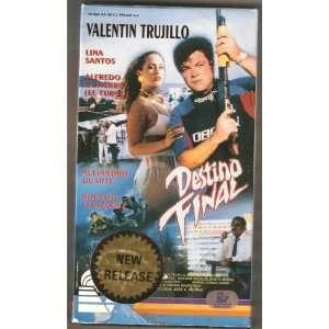 VHS]: Alfredo Gutiérrez, Lina Santos, Valentín Trujillo: Movies & TV
