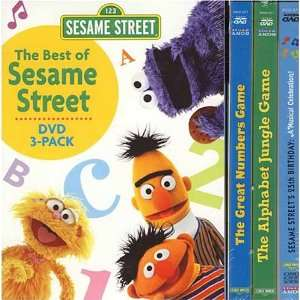 Sesame Street The Best of The Great Numbers Game/The
