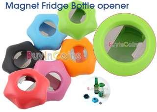 New Star Beer Bottle Opener Fridge Magnet Refrigerator