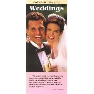Catholic Etiquette: Weddings   Pamphlet: Office Products