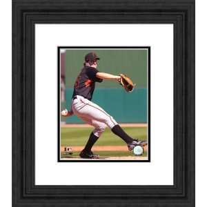Framed Barry Zito San Francisco Giants Photograph Sports
