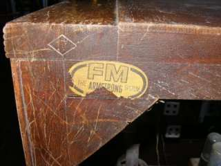 Vintage # 11C21 Zenith FM Armstrong System Short Wave Radio Cobra