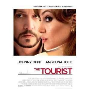 2010) Spanish  (Johnny Depp)(Angelina Jolie)(Paul Bettany)(Timothy