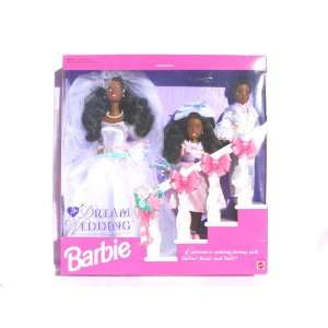 Barbie, Stacie and Todd Dream Wedding (African American