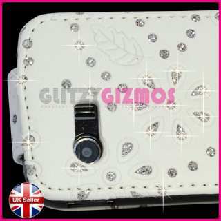 DIAMOND BLING GLITTER CASE COVER FOR SAMSUNG GALAXY Y S5360