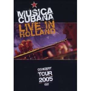 Musica Cubana   Live in Holland: Movies & TV