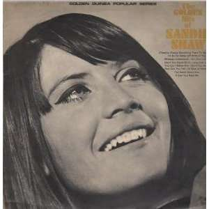 : GOLDEN HITS OF LP (VINYL) UK GOLDEN GUINEA 1966: SANDIE SHAW: Music