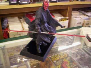 Darth Maul Statue Star Wars Gentle Giant