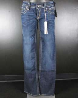 Womens ROCK REVIVAL Boot Cut Jeans JAMIE B3 with HUGE CRYSTALS