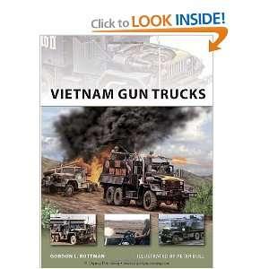 (New Vanguard) (9781849083553): Gordon Rottman, Peter Bull: Books