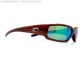 New Costa Del Mar RINCON POLARIZED Sunglasses Green Mirror LightWAVE