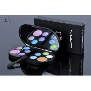 MAC 10 Color Hello Kitty Eye Shadow Color#5 Everything