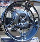 24 INCH DFD 040 RIMS&TIRES EXPEDITION TAHOE NAVIGATOR