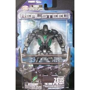 THE ROBOTS   BASIC 1 REAL STEEL JAKKS TOY ACTION FIGURE: Toys & Games