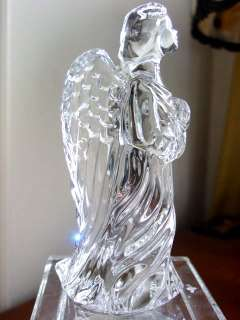 Waterford Crystal GUARDIAN ANGEL Figurine   NEW