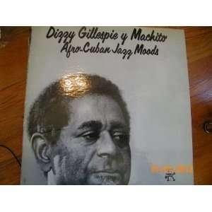 Dizzy Gillespie y Machito Afro Cuban (Vinyl Record) Dizzy Gillespie