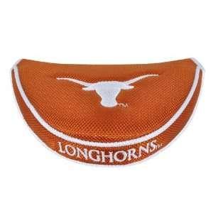 Texas Longhorns NCAA Mallet Putter Cover Sports