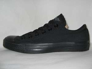 CONVERSE ALL STAR CT BLACK MONO #M5039