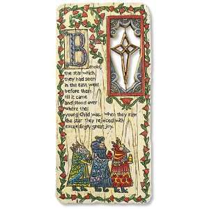 of 3 Wise Men Plaque with the Star   Reyes Magos: Home & Kitchen