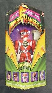 Power Rangers JASON RED RANGER   NEW IN BOX   never opened