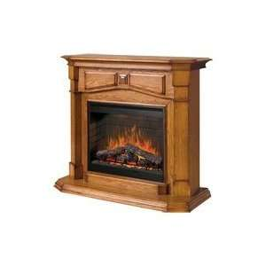Dimplex Notting Hill Electric Fireplace Oak (SOP 308 O