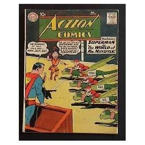 Action Comics (No. 273) DC Comics, Curt Swan (cover) Books