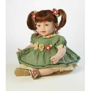 Adora Doll Name Your Own Baby Red hair /Green eyes 2009: Toys & Games