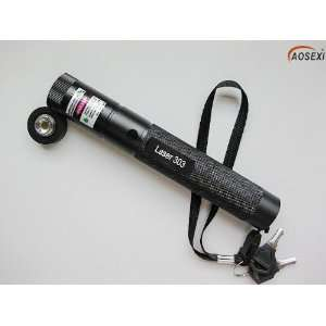 Aosexi Green Laser LED Flashlight / High power Laser Pointer