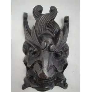 Tribal Ritual 07 Solid Wood Wall Art Decor Mask #318   FREE