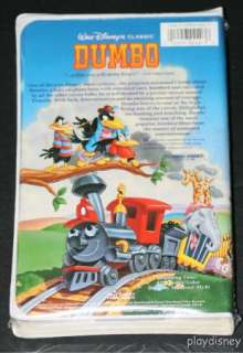 Walt Disney Classic Dumbo VHS NEW & SEALED 012257024036