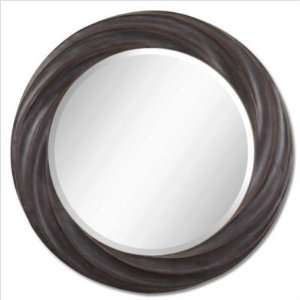 Uttermost 14337 Paola Round Wall Mirror w/Distressed