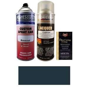 12.5 Oz. Dark Sapphire Blue Metallic Spray Can Paint Kit