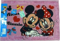 Disney Mickey Minnie Mouse Bath Mat Floor Rugs   Choose