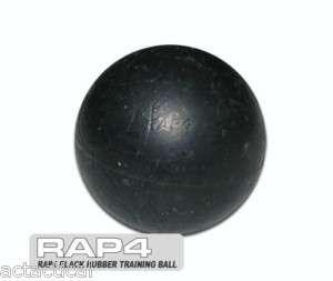 Black Rubber Training Balls (Bag of 500) RAP4