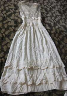 Silk Antique Edwardian Flapper Wedding gown +Dress Jacket PRINCESS