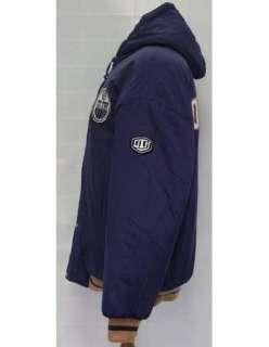 NHL Jacket Winter Hooded Parka Edmonton Oilers Small